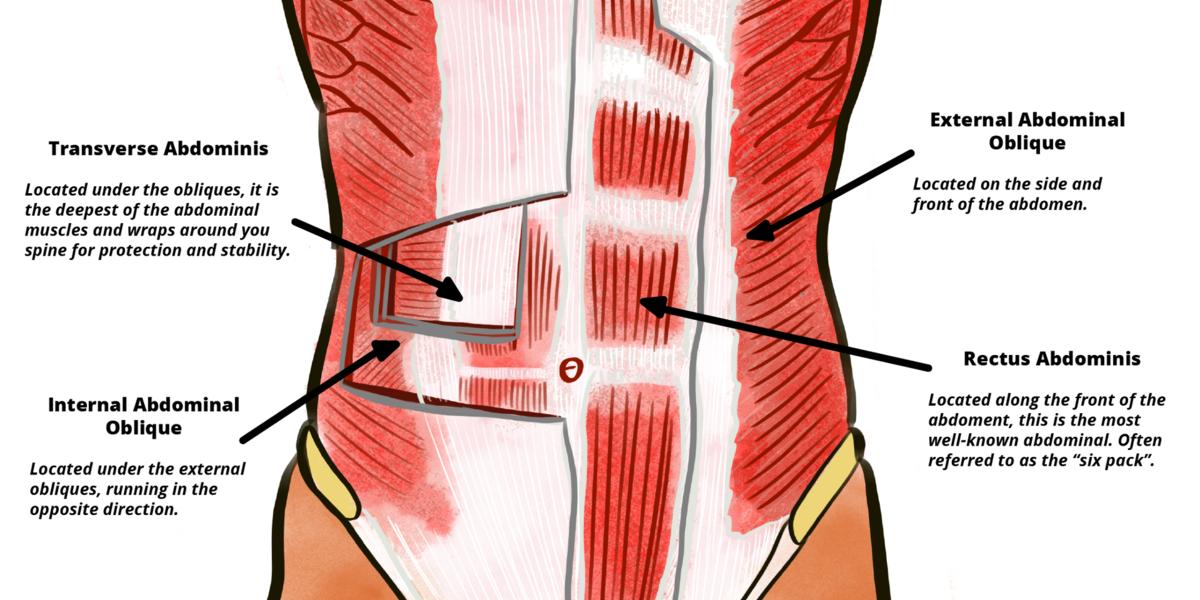 Oblique with leg crunches raise standing Standing Oblique